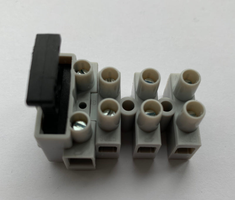 FTB4 - 4 Pole Fused Terminal Block - LED Spares