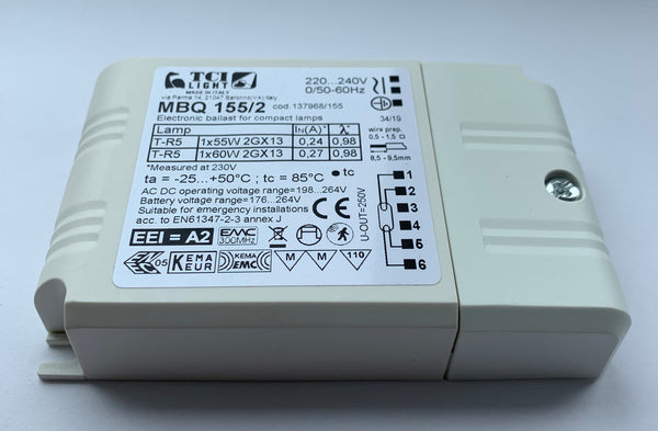 TCI - MBQ 155/2 - LED Spares