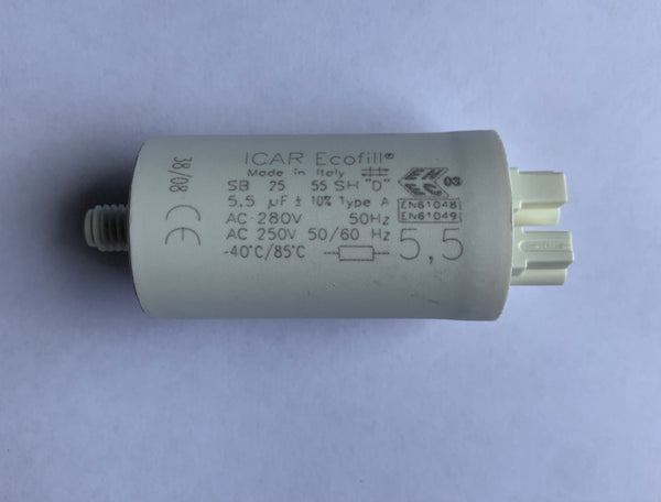 CAP552 5.5uF 250V Lighting Capacitor - LED Spares