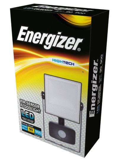 Energizer - 10W LED PIR Floodlight - LED Spares
