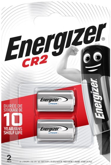 Energizer CR2 Batteries - LED Spares