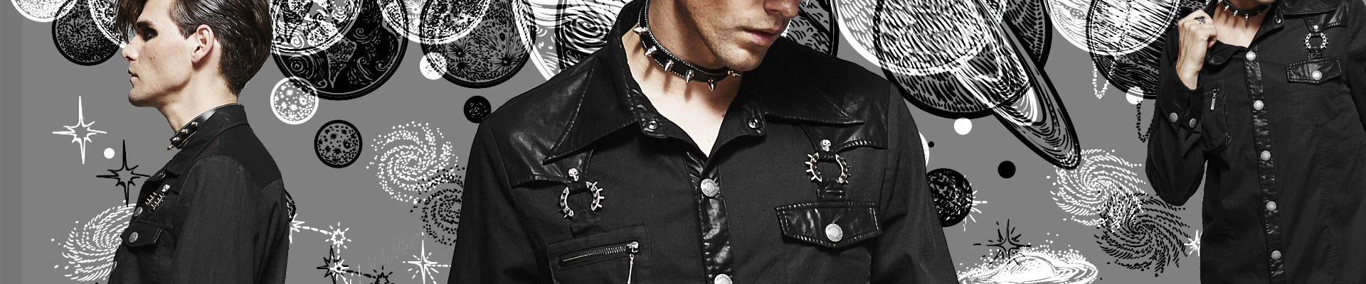Punk Mens Shirts