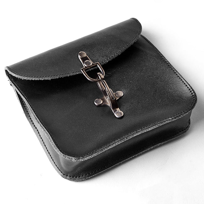 Adjustable Cross Punk Accessories Strap Clips With Detachable Bag