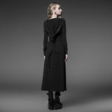 Long Witch Gothic Coat With Hooded