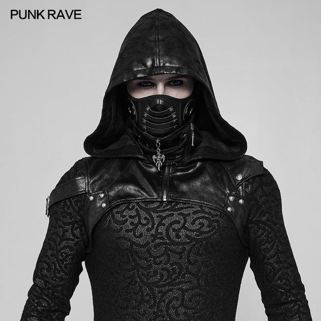 Men's Darth Vader Hooded Punk Accossories