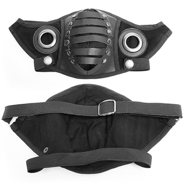 Diablo Assassin Killer Leather Antivirus Personality Mask For Men