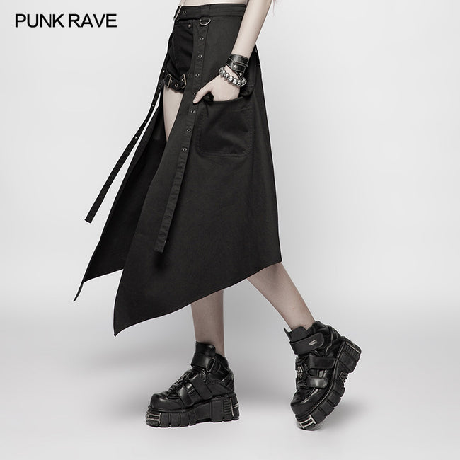 Punk Daily Half Skirt Accessories