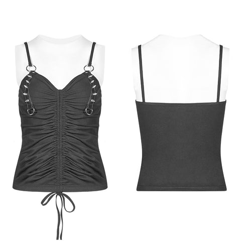 Daily Punk Adjustable Camisole