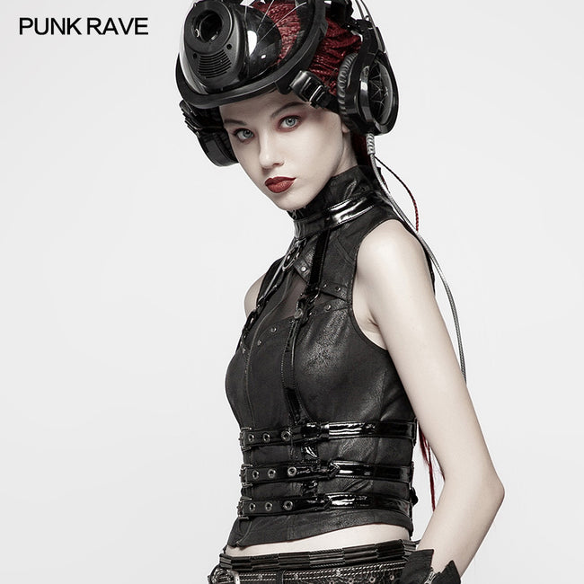 Punk Spine Shaped Accessory