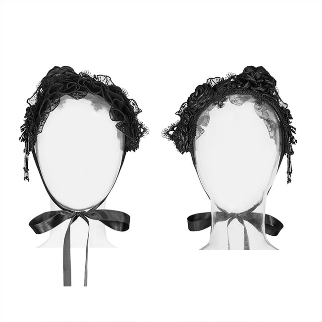 Lolita Lace Hair Accessory For Women
