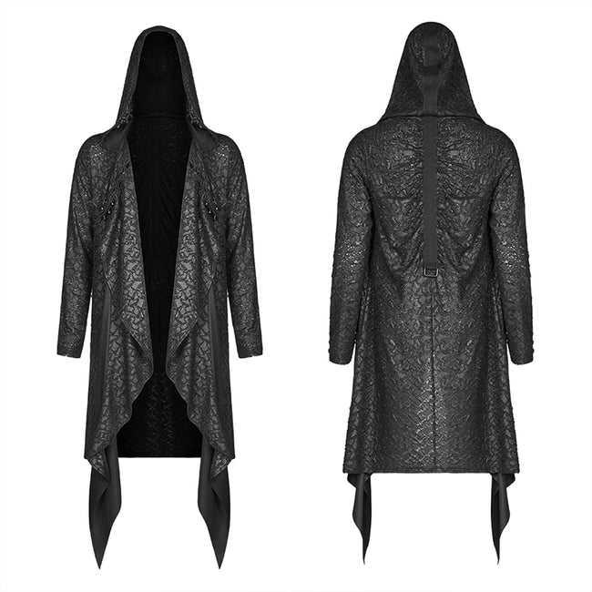 Diablo Vintage Long Coat
