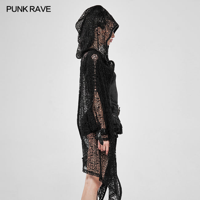 The night canyue net coat