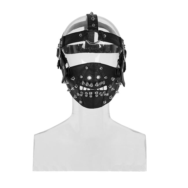 New Design Men Rivet Mask Accessories