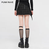 2020 Short Punk Skirt
