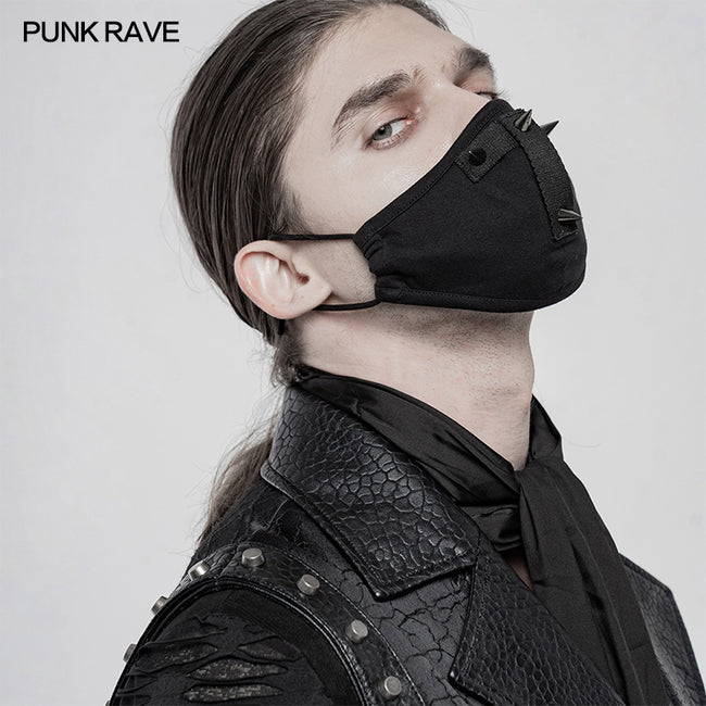Daily punk T-word mask