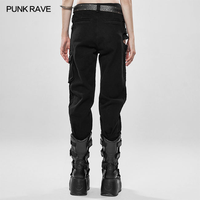 War-dominated punk handsome trousers