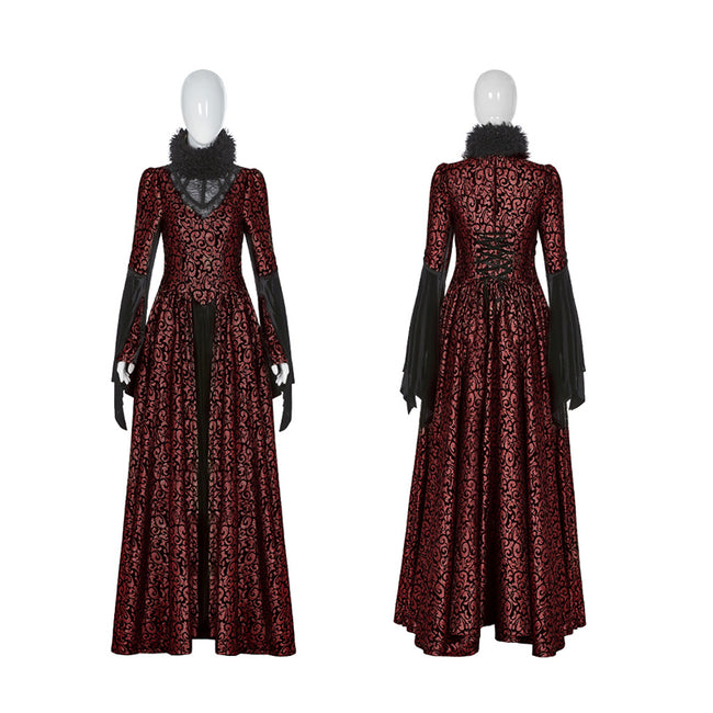 Gothic gogerous court dress