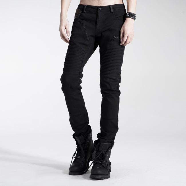 Casual Long Punk Pants With Popular Style For Men