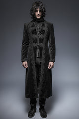 Rock Gorgeous Vintage Gothic Trench Coats