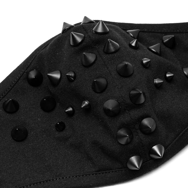 Daily punk rivet mask