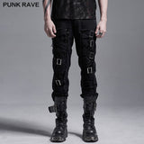 Punk decadent trousers