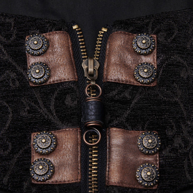 Steampunk warm  long coats