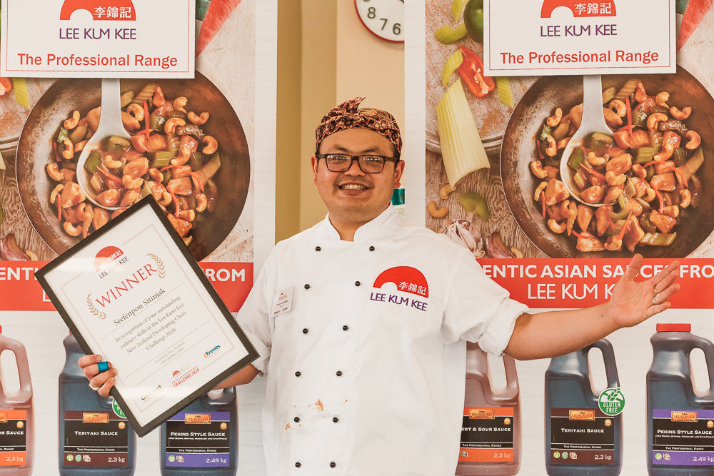 Invercargill chef wins NZ Developing Chefs Challenge 2020