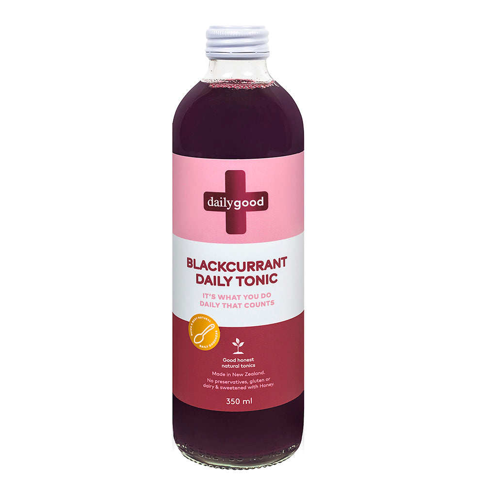 Blackcurrant Daily Tonic 350 ml