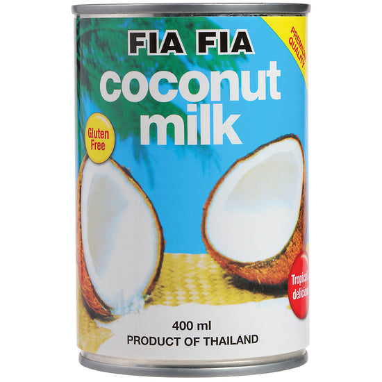 Fia Fia Coconut Milk 400 ml