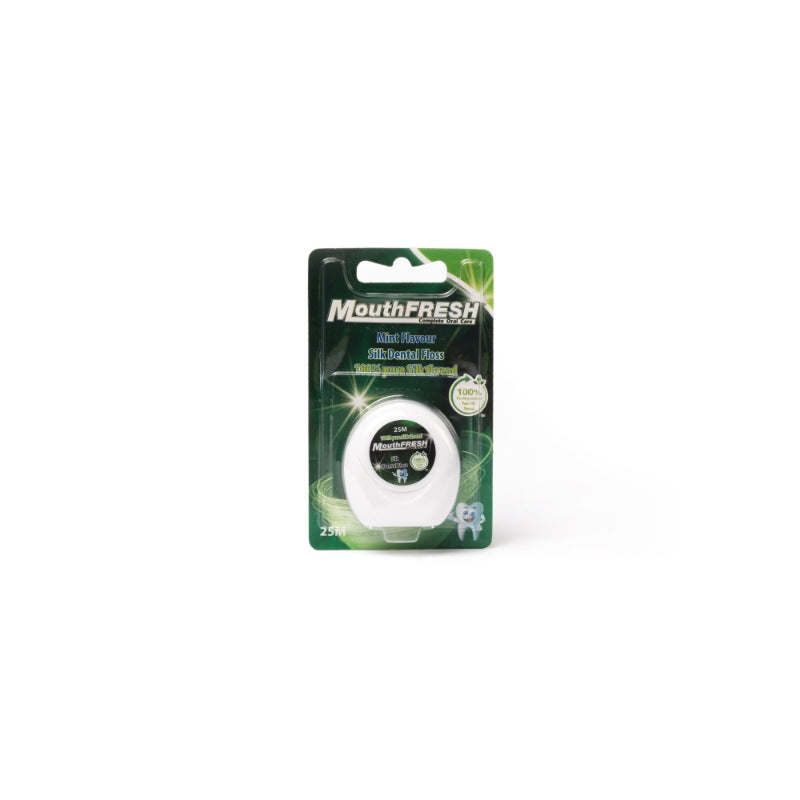 100% Biodegradable Silk Thread Floss 25m