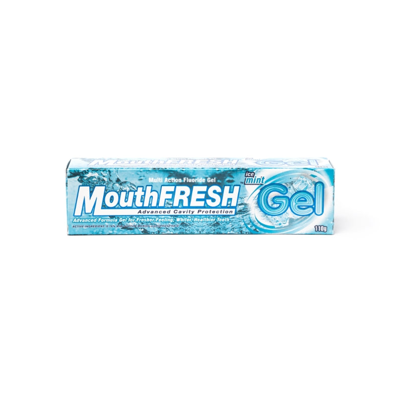 Ice Mint Gel Toothpaste 110gm
