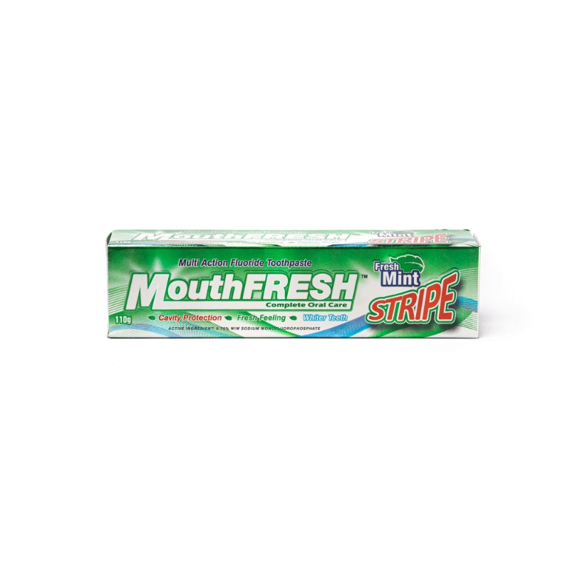 Fresh Mint Stripe Toothpaste 110gm