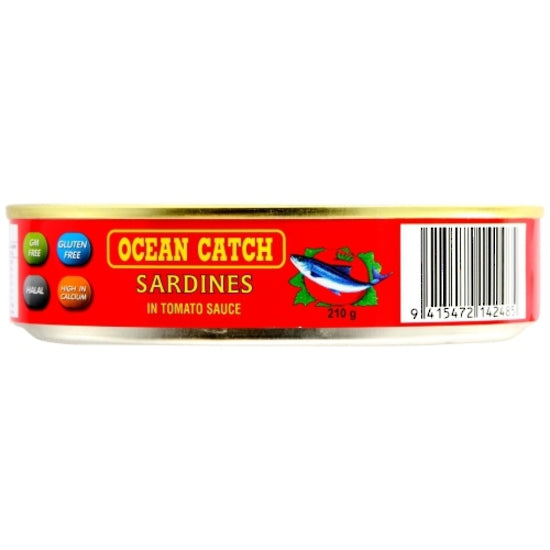 Ocean Catch Sardines in Tomato Sauce 210 g
