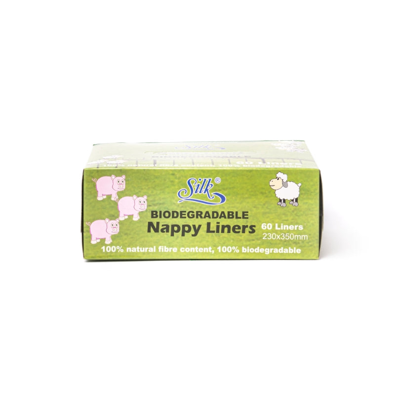 Biodegradable Nappy Liners 60's