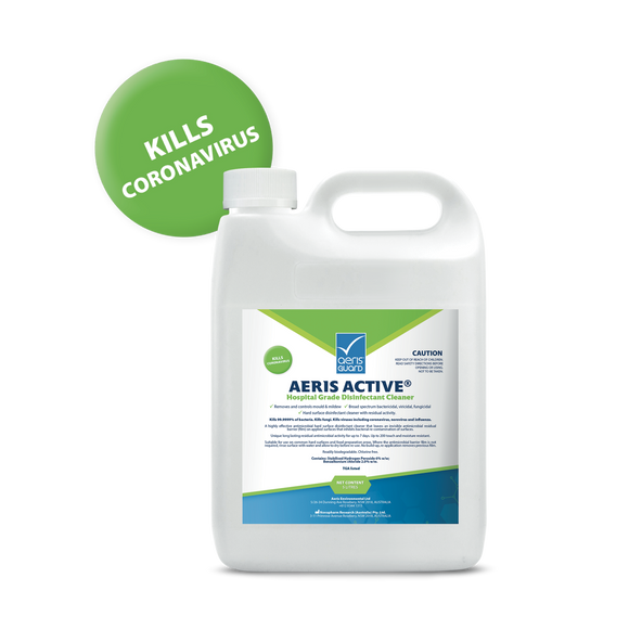 AERIS ACTIVE disinfectant cleaner - 5L