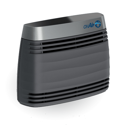 OHAir® My Space - UV Air Purifier-  suitable for rooms up to 60sqm