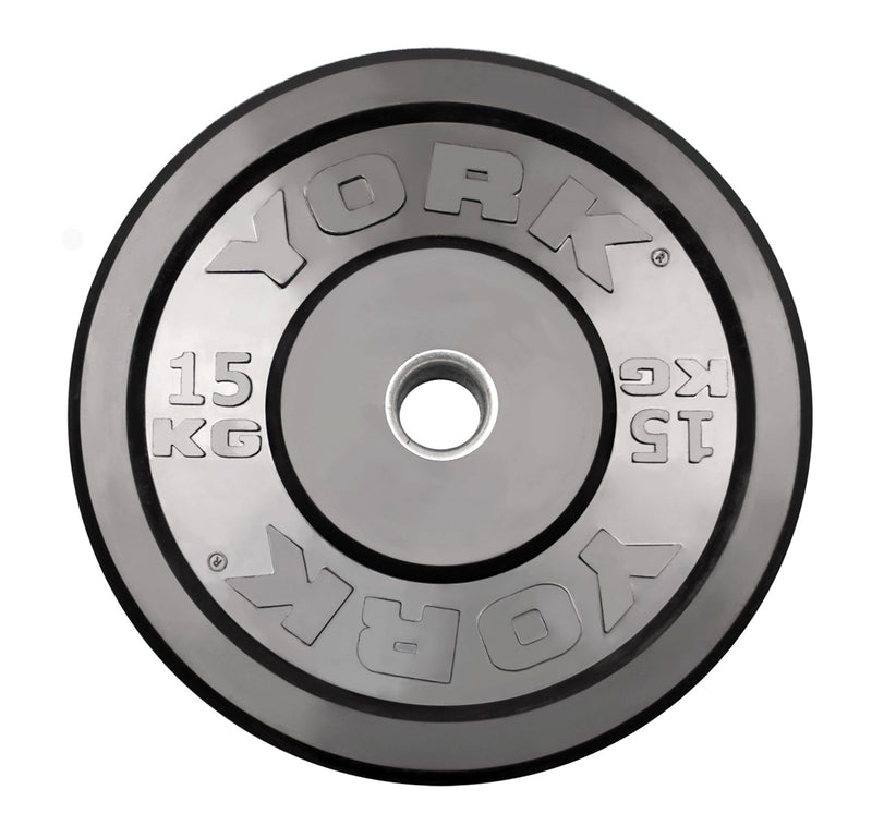 Rubber Training Bumper Plate (Metric)