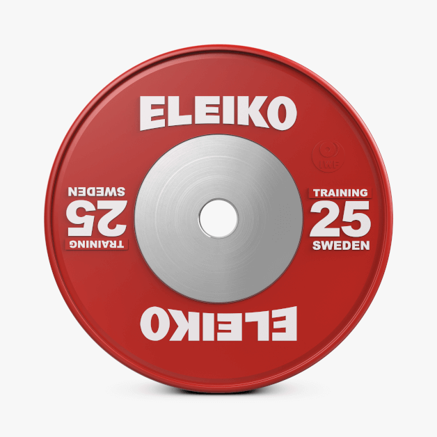 Eleiko IWF Weightlifting Training Plate 25kg