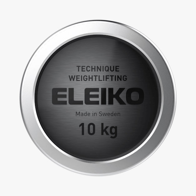 Eleiko Weightlifting Technique Bar - 10 kg