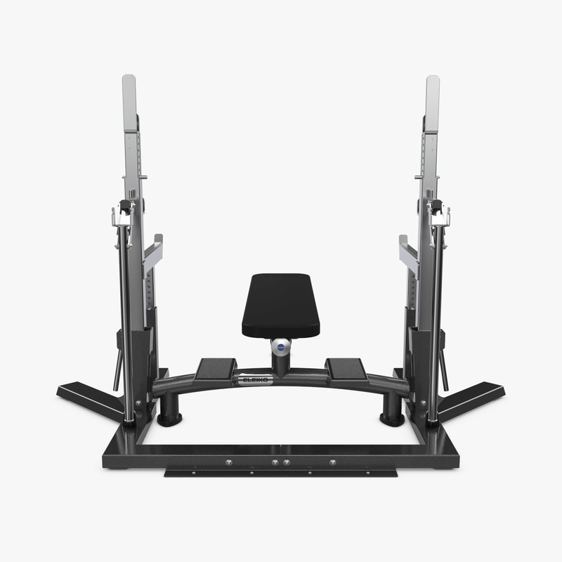 Eleiko IPF Powerlifting Squat Stand/Bench Combo