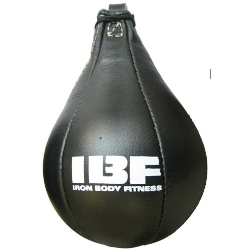 IBF Pro-Style Leather Speed Bag