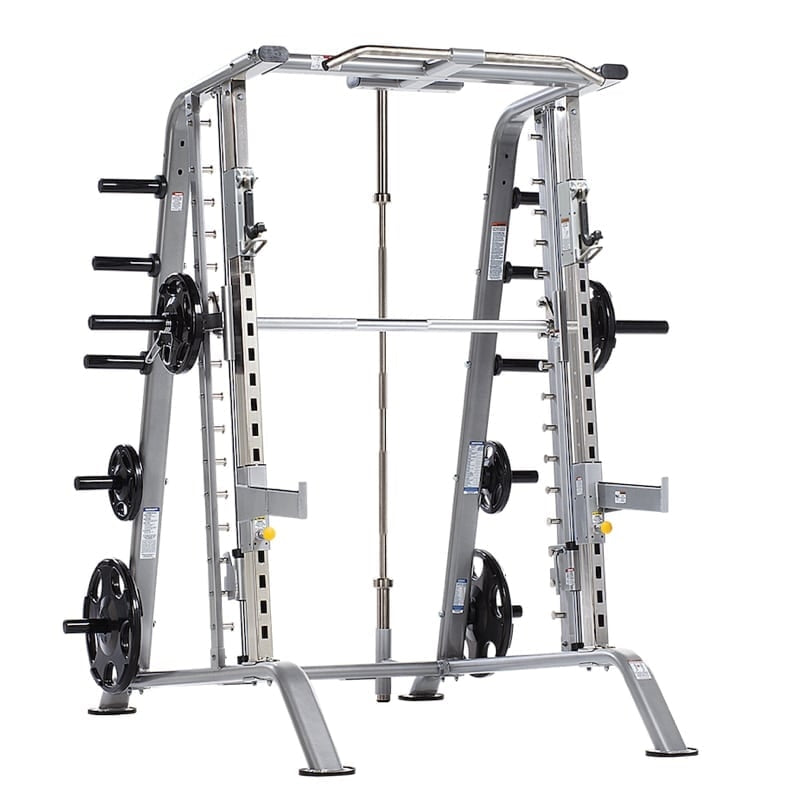 Tuff Stuff Evolution Smith Machine/half cage combo/ HALF CAGE COMBO