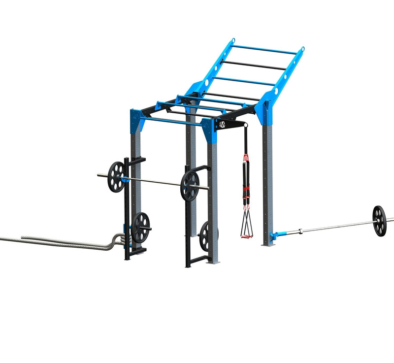 MoveStrong NOVA4 with squat stand