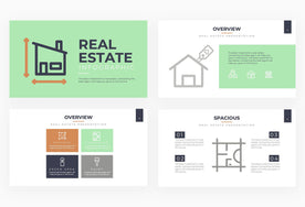 Real Estate Pitch Deck Template