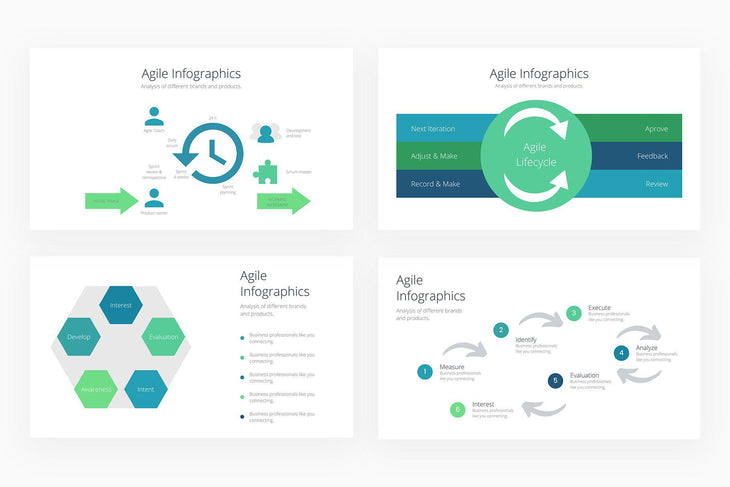 Agile Infographics 2 - Canva Template