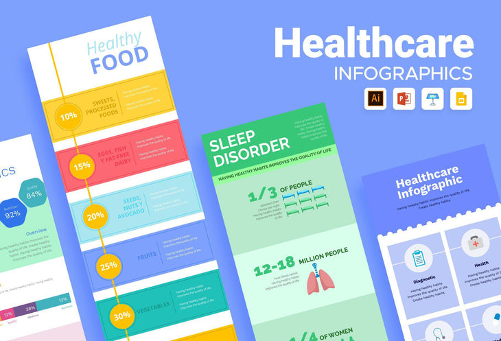 Aspen Health Infographics Bundle