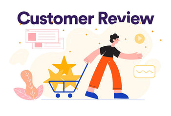 Customer Review Illustrations - Avila