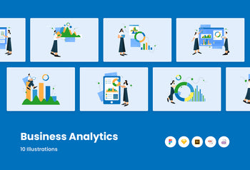 Business Analysis Illustrations