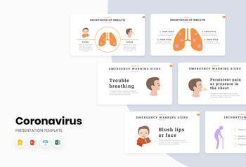 COVID-19 Symptoms Presentation Template
