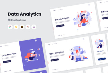 Data Analytics Illustrations
